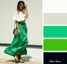 Gorgeous Color Combinations for Clothes - Connecticut in Style Colour Combinations Fashion, Color Combinations For Clothes, Fashion Colours, Colorful Fashion, Color Combos, Stylish Outfits, Fashion Outfits, Moda Casual, Color Pairing