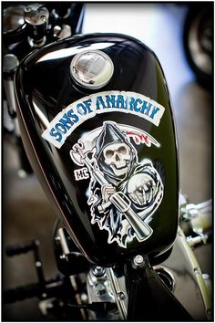 Sons Of Anarchy. For the best custome bikes in the UK - visit http://weloveamericana.com/
