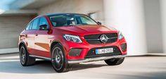 New Mercedes-Benz GLE Coupe. > Artículo + galería de fotos.