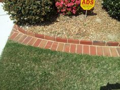 interlock brick edging For the Home Pinterest Brick edging