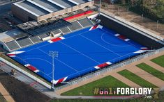 The venue of the Eurohockey 2015 is the Lee Valley Hockey and Tennis Centre at the Queen Elizabeth Olympic Park and the stadium looks amazing. Gb Hockey, London Olympic Park, London 2012 Game, Hockey Cakes, Basketball Drills, Basketball Quotes, Hockey World, Tennis Center, Lee Valley