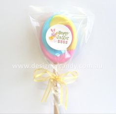 These gorgeous 70g easter egg lollipops make cute easter gifts these gorgeous 70g easter egg lollipops make cute easter gifts the lollipops are nut free dairy free and gluten free a great alternative to cho negle Image collections