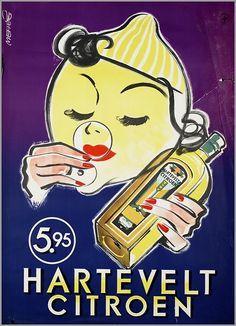 vintage poster - ads