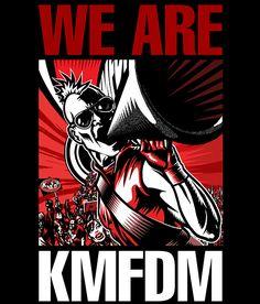 KMFDM.