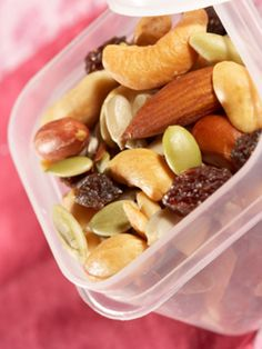 Healthy Snacks for Travelling