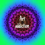 Cambiar foto del perfil Art Addiction, Symbols, Peace, Photo And Video, Instagram, Profile Pics, Mandalas, Art Production, Sobriety