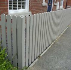 Picket Fences Google Search Garden Pinterest Posts
