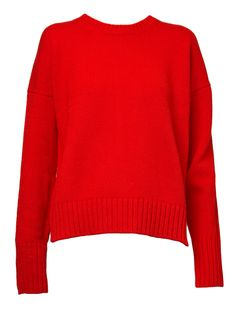 &Daughter Crewneck Knit Sweater, http://www.kirnazabete.com/crewneck-knit-sweater-67334