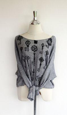 Keys sweatshirtKeys sweaterKeys Printed on Pullover by Tshirt99, $23.99