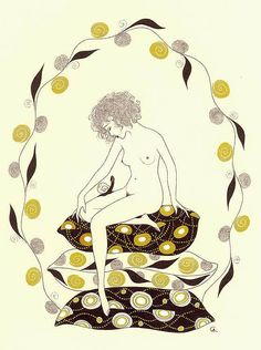 Svetlana Dorosheva 'Snail'