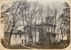 Cooke  Castle: Summer Home of Civil War Financier Jay Cooke, Gibraltar Island, Lake Erie