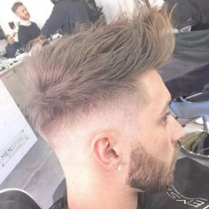 Thinking forward motion #Menspire #menshair #mensstyle #mensfashion #hair #haircut #hairdressing #hairstyles #fade #skinfade #barber #barbering #ukbarber #barbergang #grooming #maleimage #uk #fashion #style #man #men #andis #stalbans #london #male #beard #beardlife #barberloveuk #barberconnect #uksbestbarber
