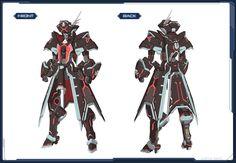 ドレーク・シリーズ | Re:CAST Character Creation, Character Art, Character Sheet, Power Rangers, Phantasy Star Online 2, Fantasy Star, Cool Robots, Anime Tattoos, Robot Design