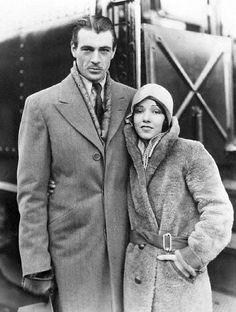 Gary Cooper and Lupe Velez, 1929