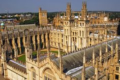 2015-2016 Oxford University Rhodes Scholarships in UK
