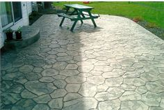 stamped concrete patio designs | Concrete Designs by Scott - Residential and Commercial Decorative ...