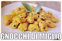 Gnocchi, Salvia, Cooking Ideas, Ethnic Recipes, Latte, Menu, Vegetarian, Diet, Healthy Recipes