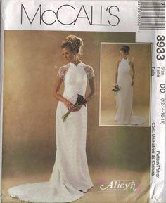McCalls 4978 2005 | Pattern Library - 2000\'s - Ladies Dresses ...