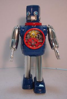 Neatstuff-Offers the new Robby the Robot from Ray Rohr and Osaka Tin Toys including Starwars wind-ups.