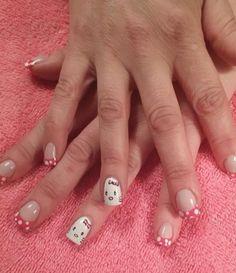 Hello Kitty by Amy Streicher @ Salon 206