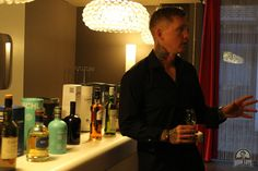 Single Malt Whisky Tasting - Islay // Herr Lutz