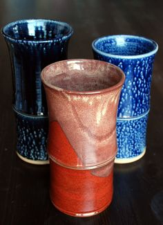 On my previous post, I mentioned that two glazes on my tea pot – Orange Street and Creamy Rust are in Mastering Cone 6 Glazes . I think I wa...