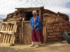 The last of the Navajos to live at Wupatki National Monument? The family of an elderly Navajo woman is speaking out now in the hope that they will be allowed to continue to live on their ancestral land in Northern Arizona when she dies.