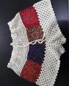 My short in crochet Beau Crochet, Pull Crochet, Crochet Pants, Love Crochet, Beautiful Crochet, Crochet Clothes, Knit Crochet, Crochet Designs, Crochet Patterns