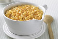 We don't call this baked macaroni and cheese super-cheesy for nothing! In fact, it may well be the cheesiest mac and cheese you've ever made!