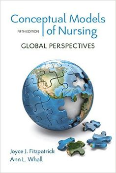 A global perspective of nursing theory helps nurses think conceptually and holistically   Designed to help readers understand the development and evaluation of the theoretical base for nursing practice research and education, Conceptual Models of Nursing  familiarizes students with a broad range of nursing models and their roles in global nursing practice. With an emphasis on the application of nursing theories for the advanced practice student.
