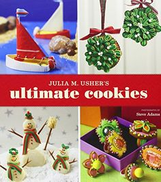 Julia M Ushers Ultimate Cookies * Details can be found by clicking on the image. (Amazon affiliate link)
