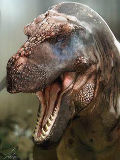 Dinovember: Tyrannosaurus Rex by LindseyWArt on DeviantArt Dinosaur Art, The Good Dinosaur, Skull Island, Tyrannosaurus Rex, Prehistory, Jurassic Park, Drawing Tools, Natural