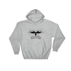 Conqueror Sport Grey Hoodie
