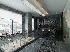 modern style, interior design