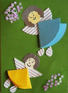 детские поделки ангелочки - Поиск в Google