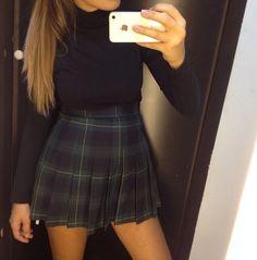 Skirt silhouette: A-Line Skirt length: Micromini