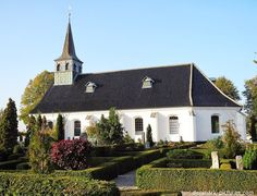 Store Magleby Church on Amager Island.