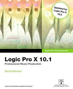 For a 50 discount use coupon code gik 58583e2f3c668 copy and from 2368 apple pro training series logic pro x 101 professional music production fandeluxe Choice Image