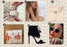 Eleven Oh Seven: SUMMER ACCESSORIES: OUR MUST HAVES
