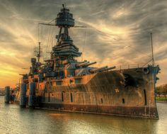 The Last Remaining World War Ship Is In Texas And You Can Tour It