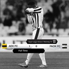 #AEKPAOK 1-0 #SuperLeague