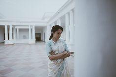 gayatri devi, lekha washington, jaipur, pataudi palace, handwoven sari, handloom, sustain fashion, sari photp