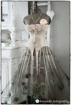 Love this Dressform ...Bonjade