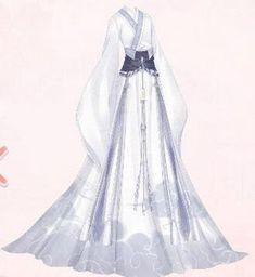- #kimono | kleider zeichnen, kleiderdesigns, fantasie kleider