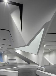 Model Home Gallery NADAAA #Lighting #form #architecture