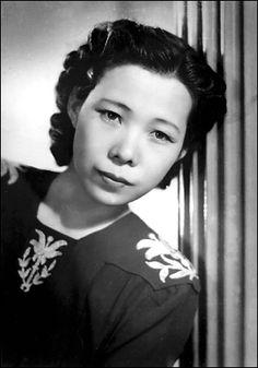 Yukiko Sugihara, Wife of Chiune Sugihara -- both helped Jews escape Nazi occupied Lithuania.