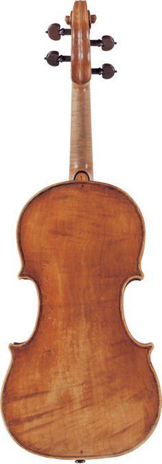 Giovanni Battista Guadagnini  (1772)  A Violin Turin, 1772  Labelled Joannes Baptista Guadagnini Cremonensis fecit Taurini 1772 GBGT  Length of back: 35.3 cm