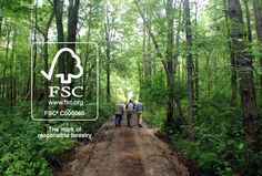 Learn more about the #ForestStewardshipCouncil, and what they stand for, here:
