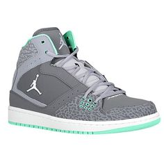 Jordan 1 Flight - Men s - Basketball - Shoes - Light  Graphite Black Stealth White I got me these f9e36fecb