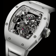 The Watch Quote: The Watch Quote: List Price and tariff for Richard Mille - RM 038 - Bubba Watson 538.25.91 watch